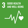 SDGs 3 Good Heatlh and Well Being