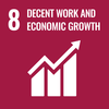SDGs 8 Decent Work and Economic Growth